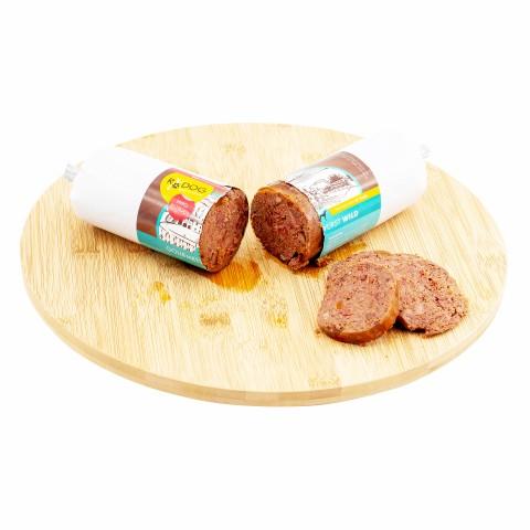 Gourmet Game Sausage (Gourmetwurst Wild) 400g (1 Piece)